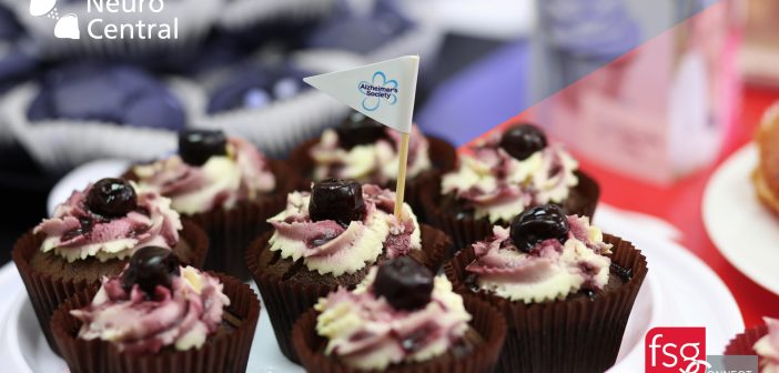 #CupcakeDay for Alzheimer's Society at Neuro Central