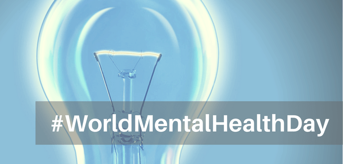 World Mental Health Day – a note from the Editor