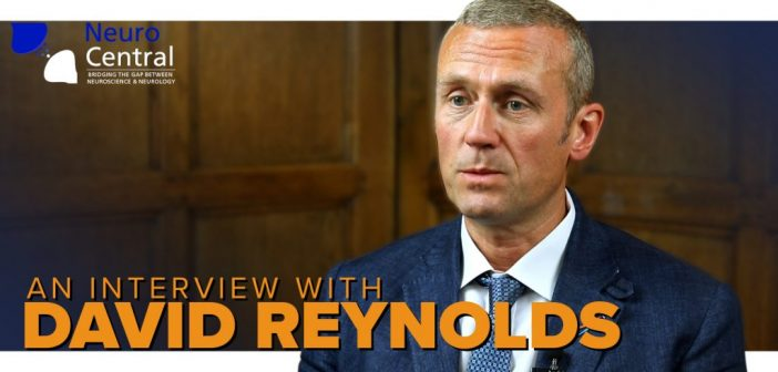 David Reynolds on Alzheimer's: pharma, partnerships and future perspectives