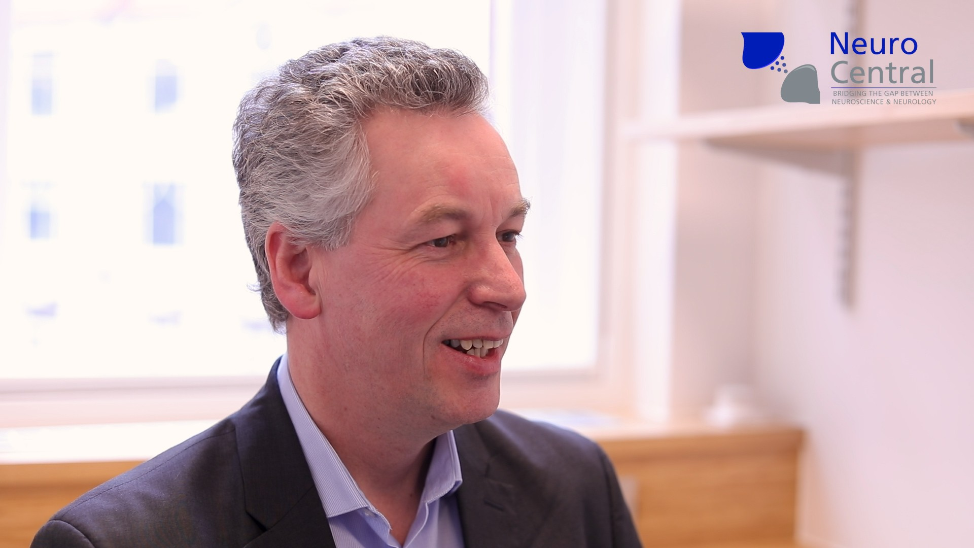 Adrian Ivinson: dementia care research and the UK DRI