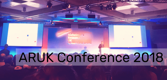 Alzheimer's Research UK Conference 2018: Day 2