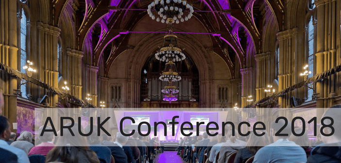 Alzheimer's Research UK Conference 2018: Day 1