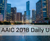 AAIC 2018: Day 2 Update