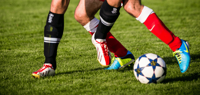 Heading a soccer ball could leave lasting damage