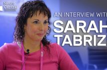 This is a headshot image of Sarah Tabrizi for a video thumbnail on Neuro Central in relation to genetic therapies for neurodegenerative diseases.