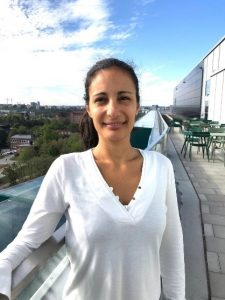 This is a headshot image of Dr Ana Mendanha Falcao.
