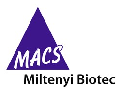 This is an image of Miltenyi Biotec's logo.