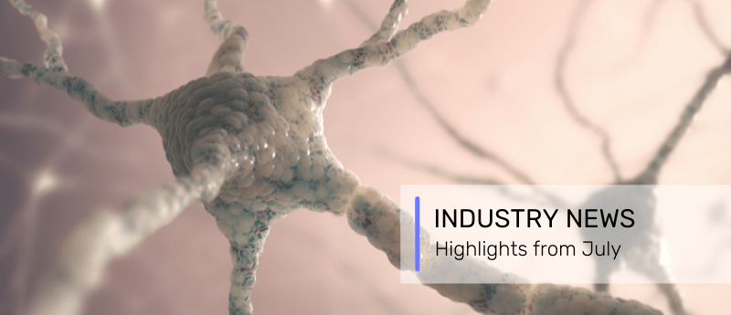 July industry news